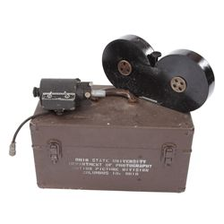 Bell & Howell Model 2709 serial number 1105 35mm camera