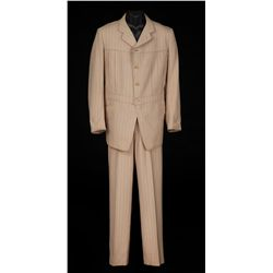 "Frank Morgan ""Billings"" tan pin stripe suit from The Great Ziegfeld"