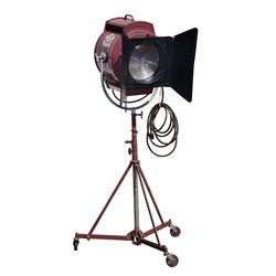 MGM 5K Fresnel light with stand