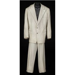 "Broderick Crawford ""Harry Brock"" grey suit designed by Jean Louis from Born Yesterday"