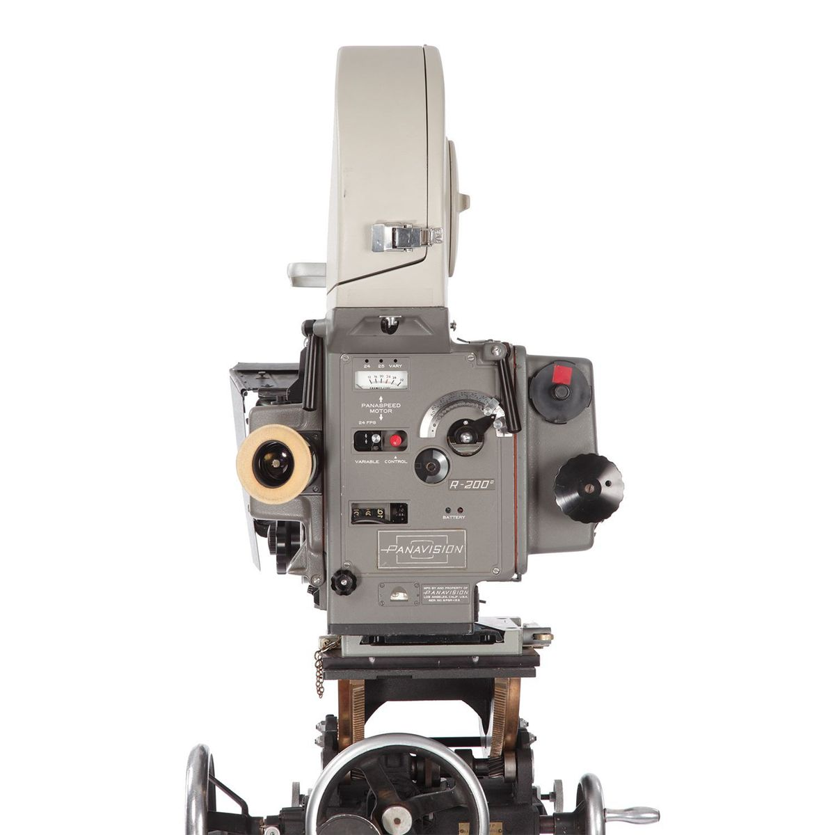 Star Wars Panavision Psr 35mm Motion Picture Camera Used