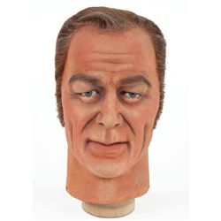 Rex Harrison wax head