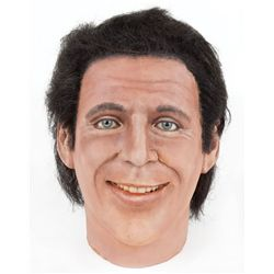 Tom Jones wax head