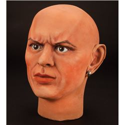 "Yul Brynner wax head as ""King Mongkut"" from The King and I"