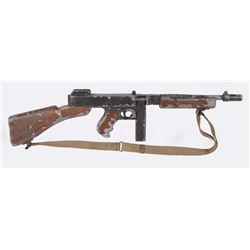 Prop Thompson submachine gun