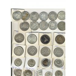 Bullion,  Small lot of bullion coinage