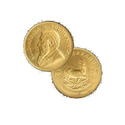 A 1oz. Gold Kruggerand Bullion