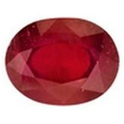 A 6.50 ct. Ruby Gem $ 2000 GG GIA