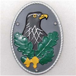 GERMAN NAZI ARMY SNIPERS SLEEVE BADGE