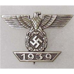 RARE GERMAN NAZI 1ST CLASS CLASP TO THE IRON CROSS
