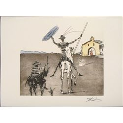 Salvador Dali : The Impossible Dream Art Print
