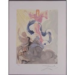 After Salvador Dali Divine Comedy PICCARDA DONATI Print