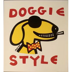 Peter Marco : Doggie Style Art Print