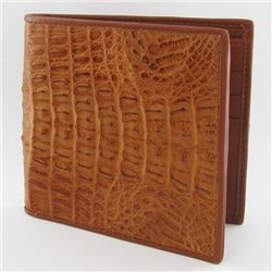Mens Crocodile Hide Skin Wallet (ACT-271)