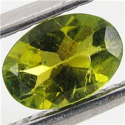 0.45ct Chrome Green Tourmaline Oval (GEM-40727)