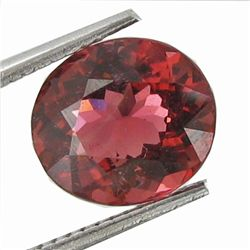 2.96ct Dazzling Natural Orange Pink Tourmaline   (GEM-28120)