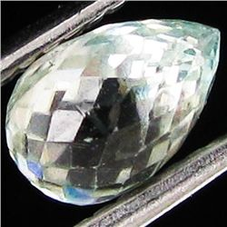 1.92ct Aquamarine Briolette  (GEM-39007)