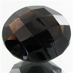 29.57ct Smokey Quartz Oval (GEM-39054)