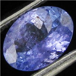 0.75ct Top Color Tanzanite Oval (GEM-38856)