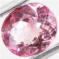 1.35ct Pink Tourmaline Oval (GEM-29789B)