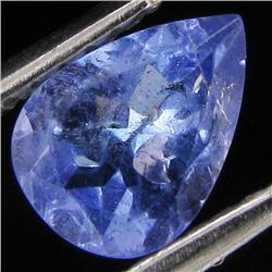 0.74ct Top Color Tanzanite Pear (GEM-38924)