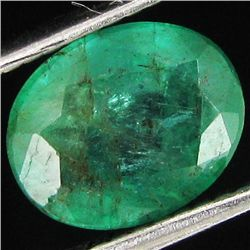 1.85ct Natural Untreated Quality Zambian Emerald (GEM-29698)