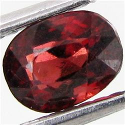 0.85ct Top Blood Red Spinel Oval (GEM-35054A)