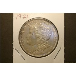 JG 926-1921 P Original BU Morgan Dollar