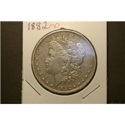 JG 931- 1882 O AU Morgan Dollar
