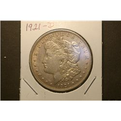 JG 933-1921 D Original BU Morgan Toned