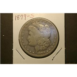 JG 934-1879 S VG Morgan Dollar