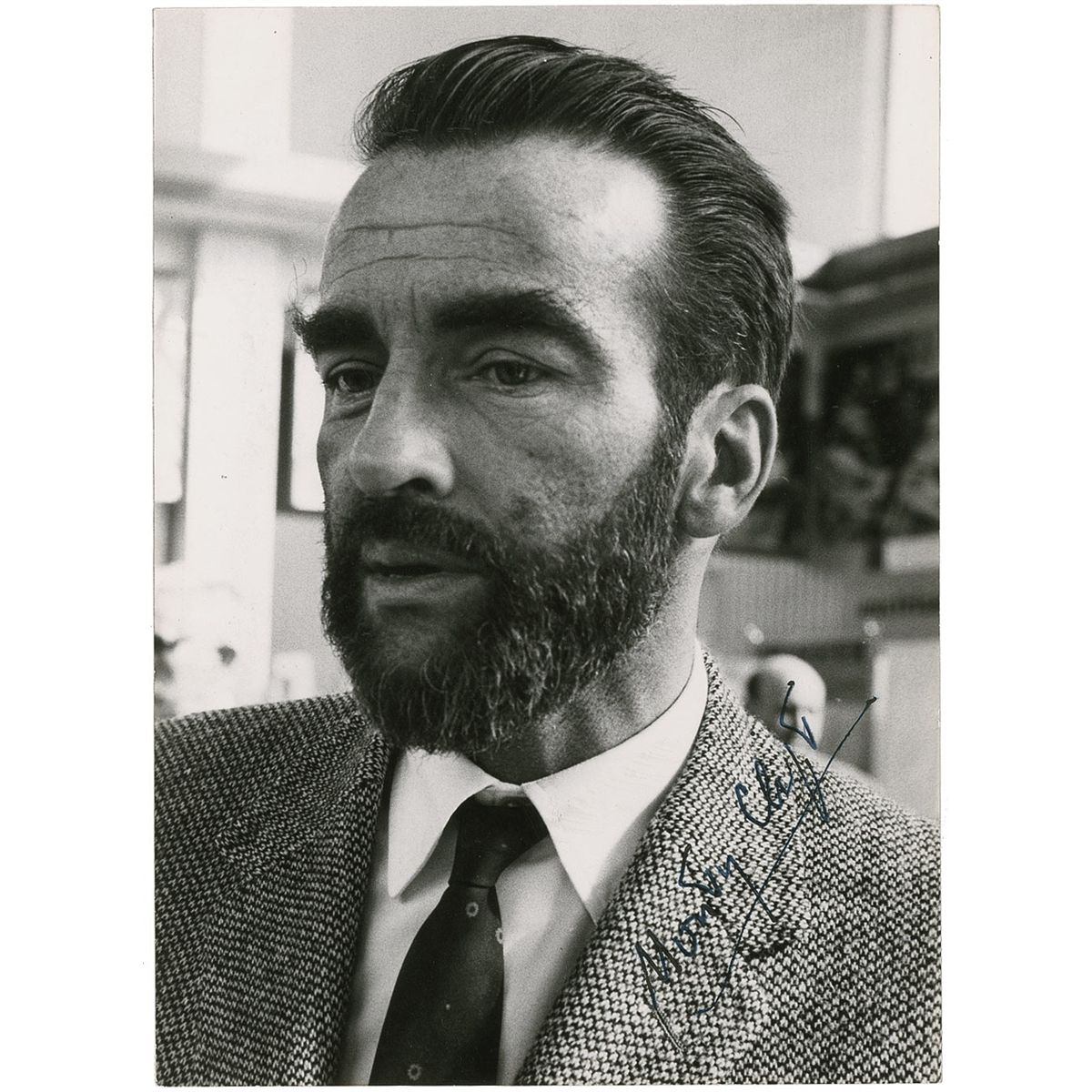 montgomery clift height
