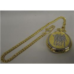 Vietnam Memorial Pocket Watch