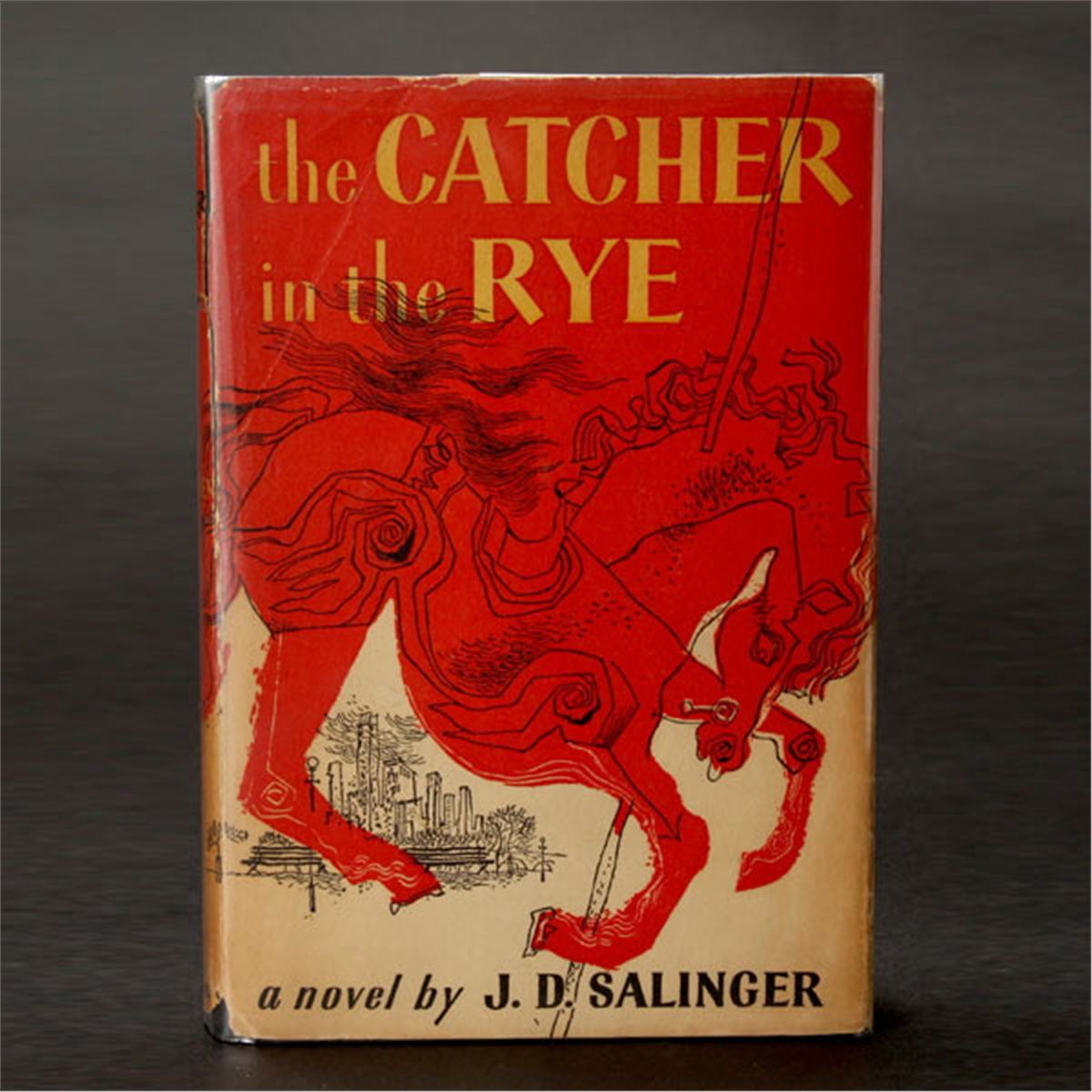 an analysis on chapter two of the catcher in the rye Due: wednesday, january 17, 2007 directions: choose one of the following options you do not need to do both option one: quote analysis choose.