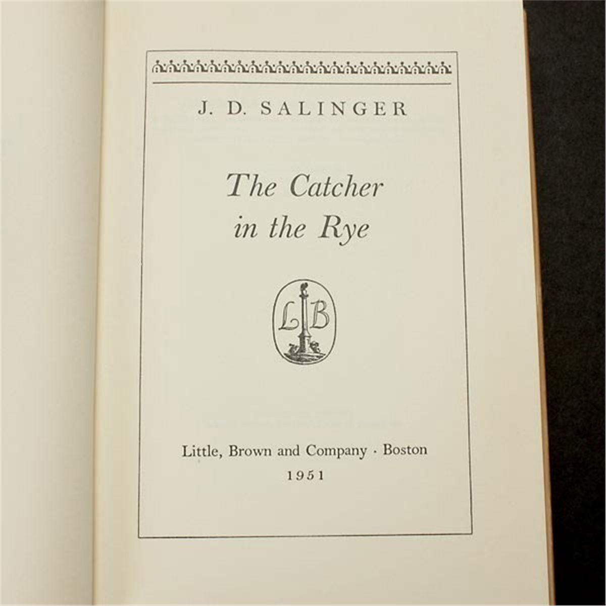 catcher on the rye by j d The catcher in the rye by jd salinger and huckleberry finn by samuel clemens employ these characteristics, particularly using a constructive voice, symbolism, and a complex connected sequence of events, dealing with human experiences.