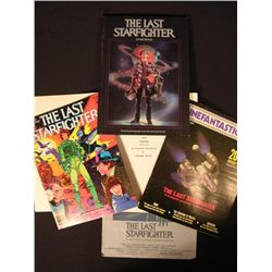 The Last Starfighter Lot of Items