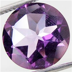 5.75ct Clean Pink Topaz Round (GEM-39550)