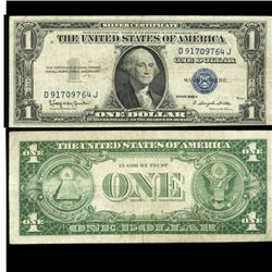 1935H $1 Silver Certificate Nice Condition SCARCE (COI-4689)