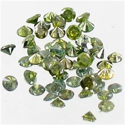 0.8ct Green Demantoid Garnet Parcel  (GEM-39530)