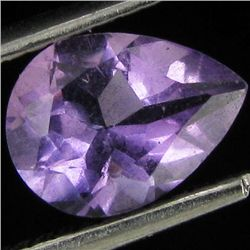 1+ct Purple Amethyst Pear (GMR-1099)