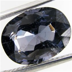 3.46ct Clean Blue Spinel Sri Lanka Pear (GEM-29328)
