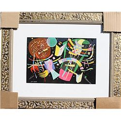Composition X  - Kandinsky - Limited Edition