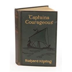 Captains Courageous cast signed book and other ephemera