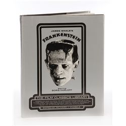 James Whale's Frankenstein signed by Boris Karloff and Mae Clarke