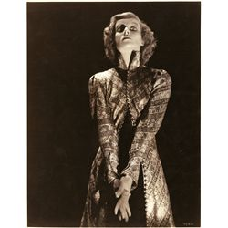 Katharine Hepburn collection of (3) portrait and scene stills, 1932-1938