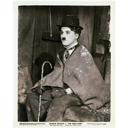 100+ Chaplin original & reissue still photos from The Gold Rush & The Great Dictator