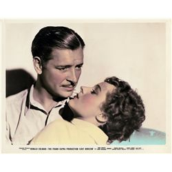 Ronald Colman 125+ original still photos from  Lost Horizon, The Light That Failed & If I Were King