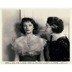 Katharine Hepburn collection of (90+) original still photos from Stage Door and Quality Street