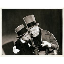 Charles Dickens 300+ original still photos from 4 films, including Oliver Twist & David Copperfield