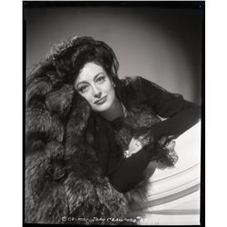 Joan Crawford camera negatives by Ruth Harriet Louise and George Hurrell
